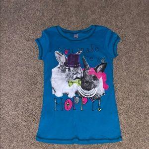 cute bunny t shirt
